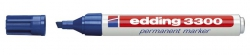Edding 3300 blauw permanent 1 - 5mm
