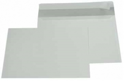 Envelop 156x220mm EA5 wit strip 500