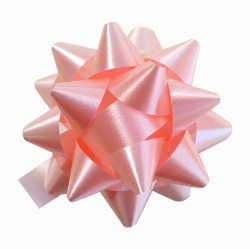 Starbow 10mm x ∅50mm l. roze (05) (100x)