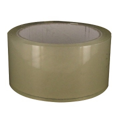 Tape 50mm x 66m PP Solvent transparant